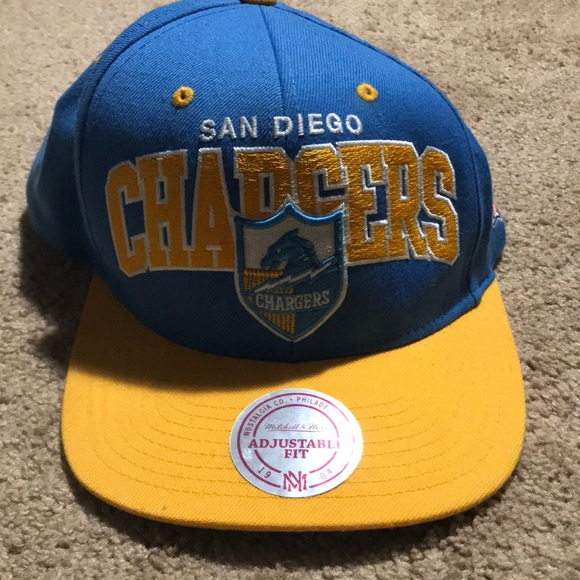 f210bda56f302b Mitchell & Ness Accessories | Mitchell And Ness Old School Chargers ...